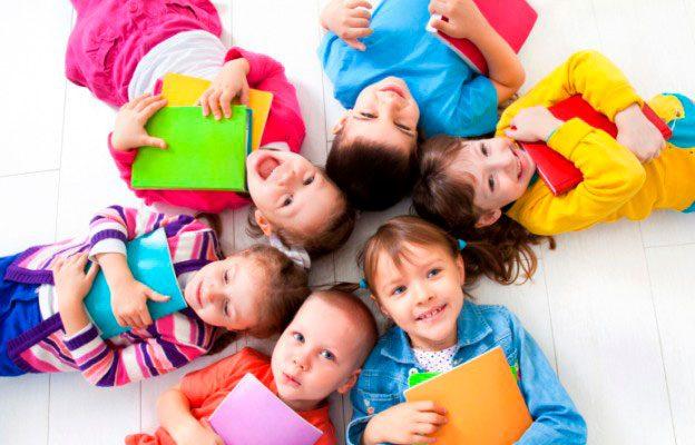 діти в дитячому саду