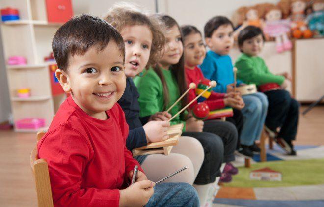 Дитячі садки в Італії