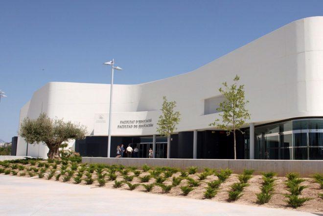 Університет Аліканте в Іспанії