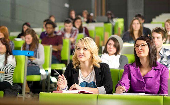 Студенти в аудиторії