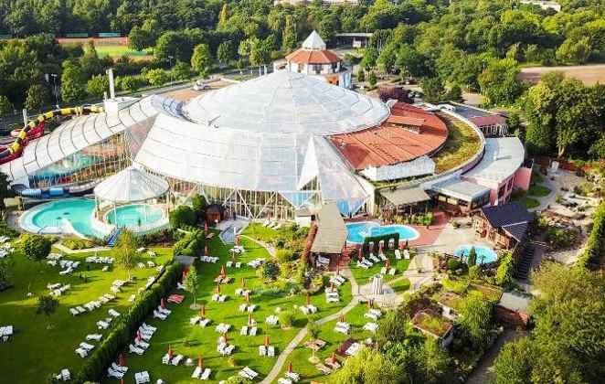 Aqualand – найкращий аквапарк Кельна