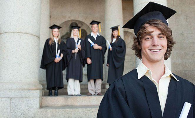 Студенти в університеті