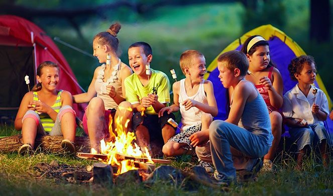 Літній табір в Іспанії