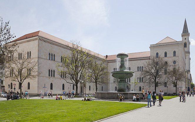 Мюнхенський університет Людвіга-Максиміліана