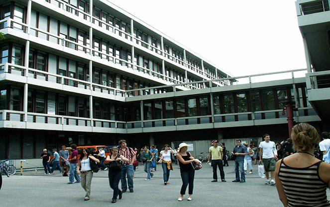 Корпус Мюнхенського університету Людвіга-Максиміліана