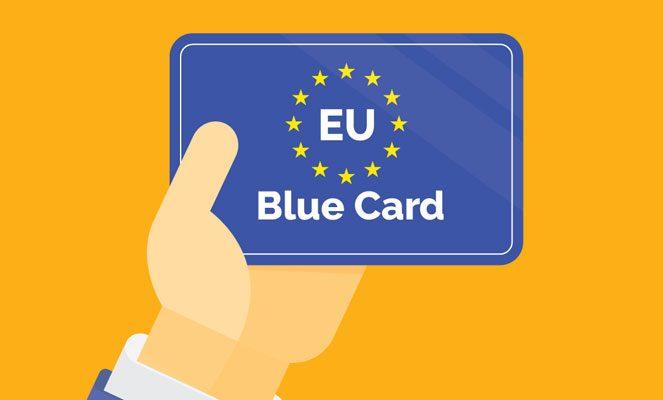 Умови видачі Blue card