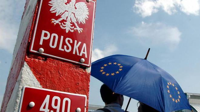 Оформлення візи в Польщу