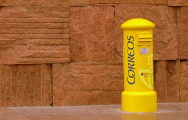 Поштова скринька в Іспанії