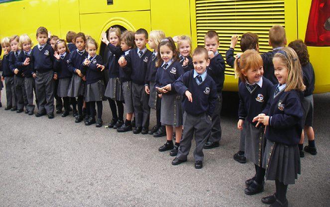 Школярі Іспанії