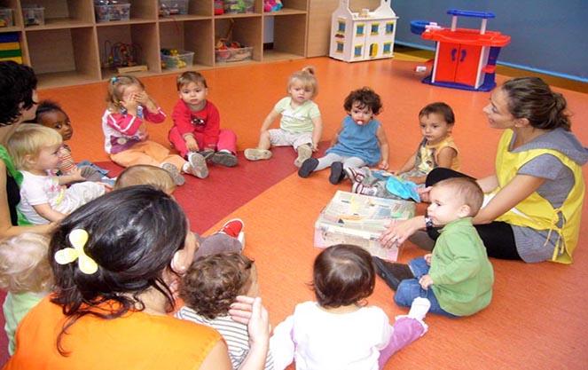 Іспанські дитячі садки