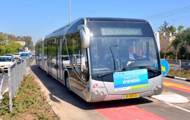 Автобуси в Єрусалимі