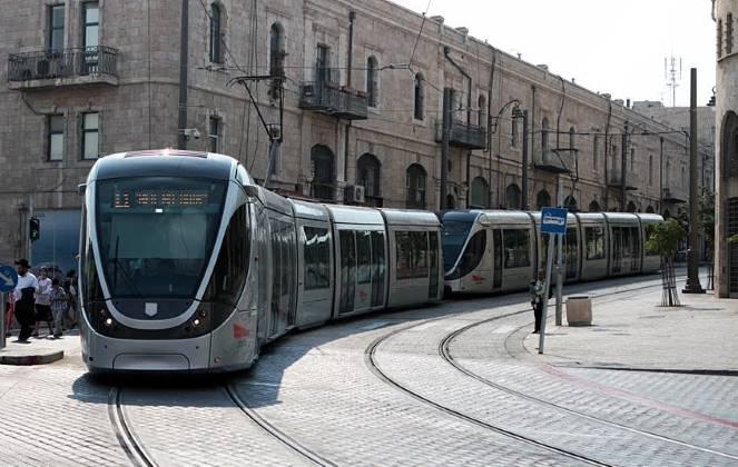 Транспорт в Єрусалимі