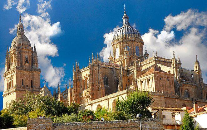Університет Саламанки в Іспанії