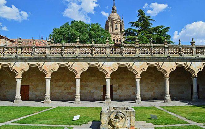 Як вступати в університет Саламанки