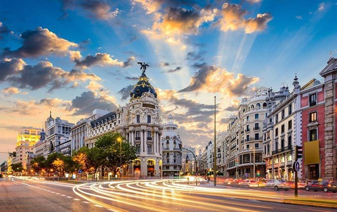 Фото Мадрида