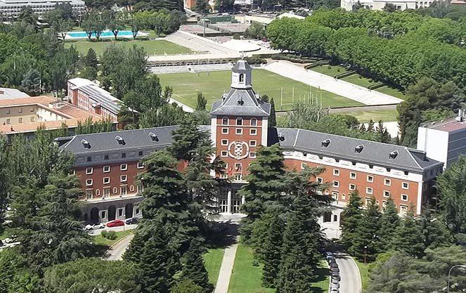 Вища освіта в Мадриді