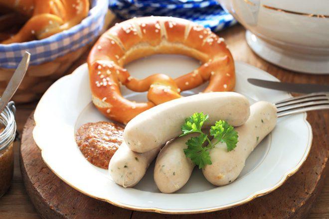 Їжа в Мюнхені