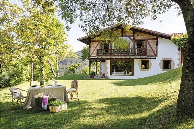 Будинок за містом в Іспанії