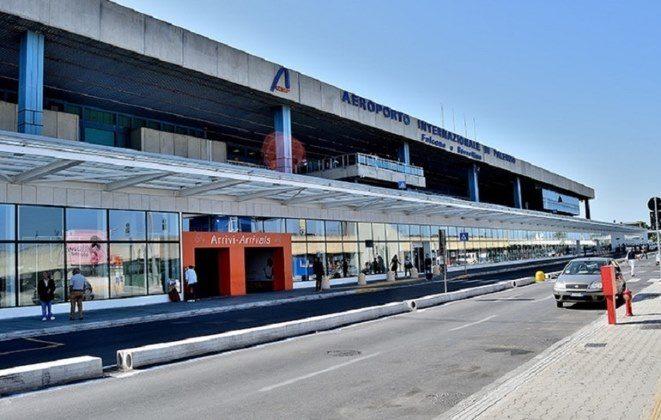 аеропорти Сицилії