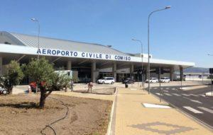 Аеропорт Комізо