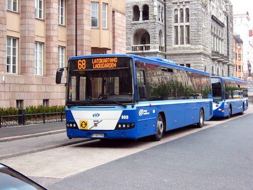 Транспортне сполучення у Фінляндії