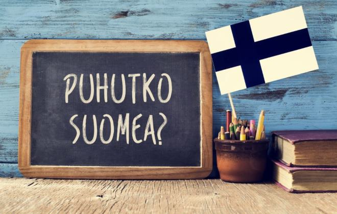 На яких мовах говорять у Фінляндії