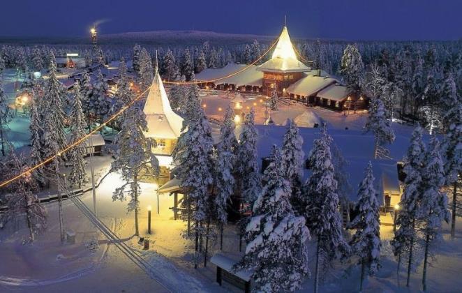 кліматичні умови в Фінляндії