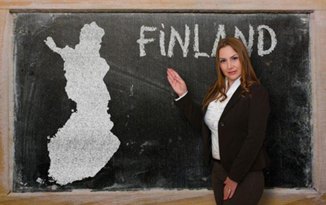 Державні мови Фінляндії