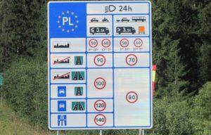 Особливості дорожнього руху