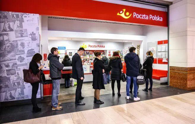 Пошта в Польщі