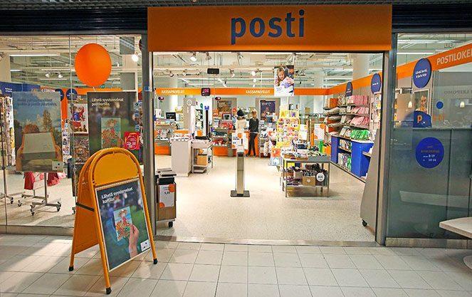 Пошта Фінляндії