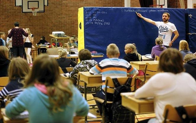 Школи у Фінляндії для іноземців