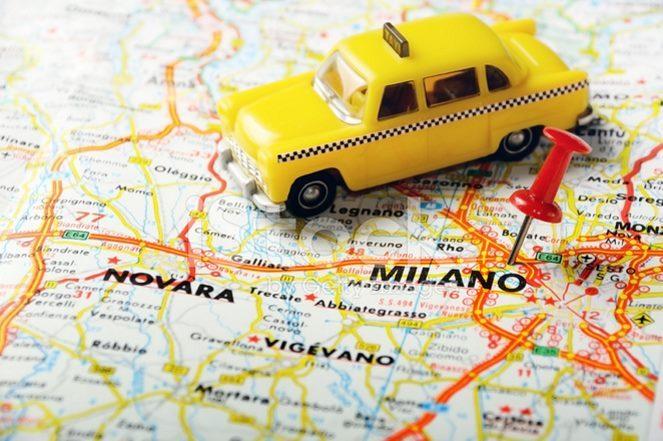 Все про таксі в Італії