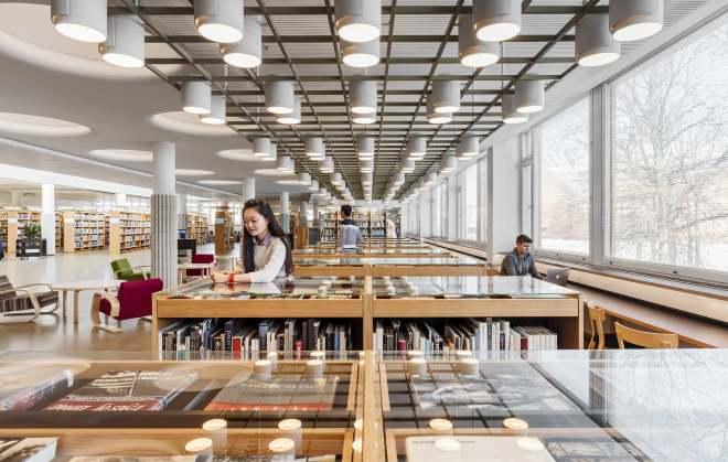 Бібліотека внз