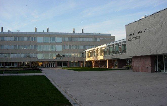 Корпус університету Турку