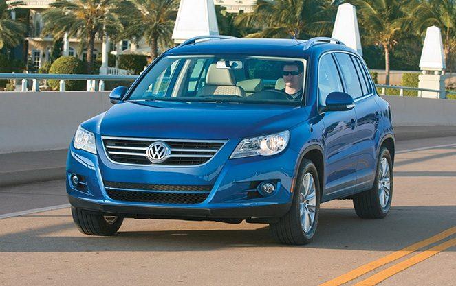 Автомобільні новинки компанії Volkswagen