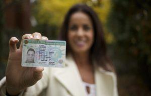 документи для оформлення Green Card