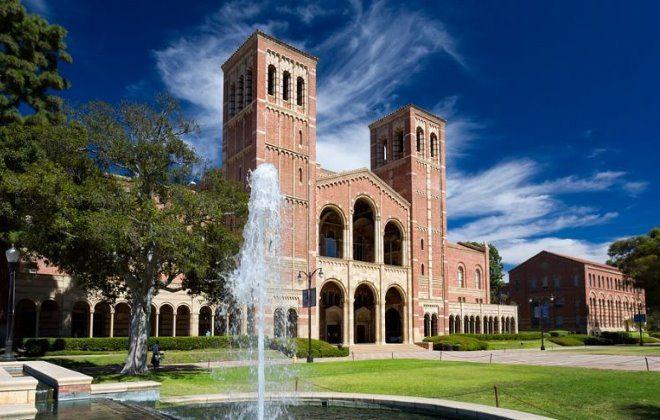 Каліфорнійський університет в Лос-Анджелесі