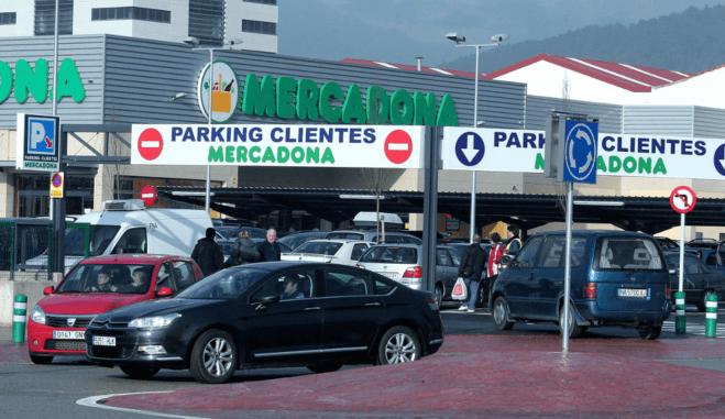 Парковка в торгових центрах Іспанії