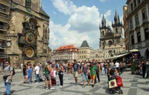 Проживання українців у Чехії