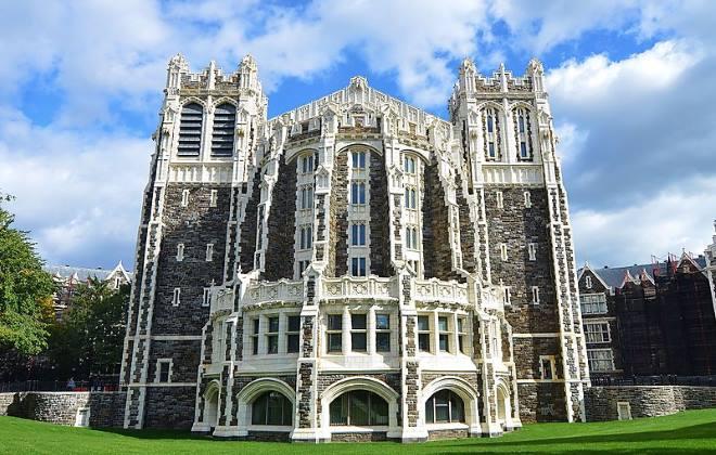 Кращі університети Нью-Йорка