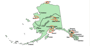 Найкращі місця для проживання на Алясці