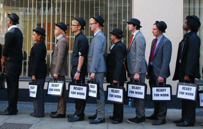 безробіття в США