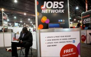 Загальний рівень безробіття в Америці
