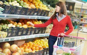 Ціни в супермаркетах