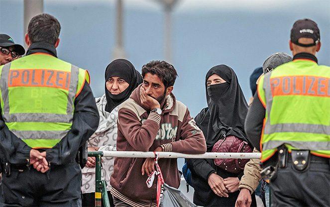 Міграційний криза в Європі