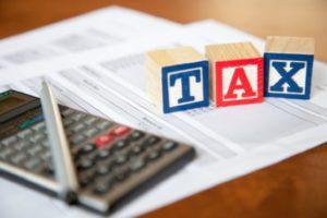 податки в Америці