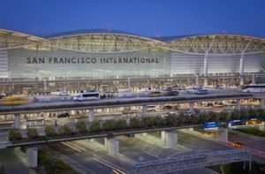 аеропорт Сан-Франциско