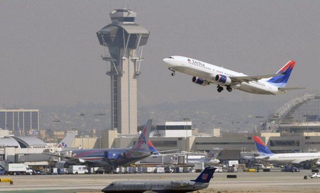 аеропорти США