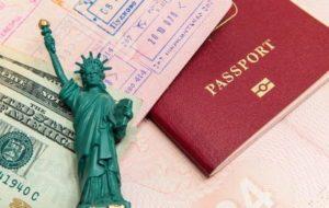 отримання імміграційної візи в США
